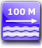 distance from the nearest beach : about 100 m.