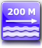 distance from the nearest beach : about 200 m.