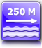 distance from the nearest beach : about 250 m.