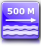 distance from the nearest beach : about 500 m.