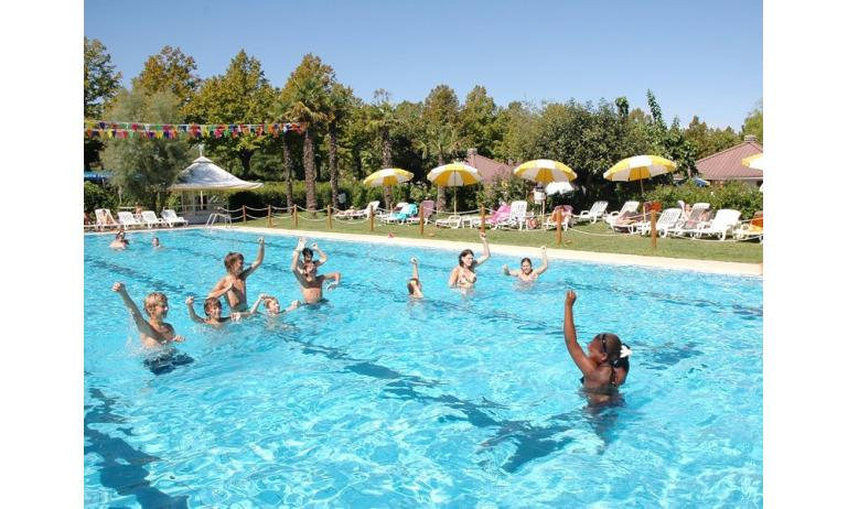 aparthotel ALBATROS: piscina (animazione)