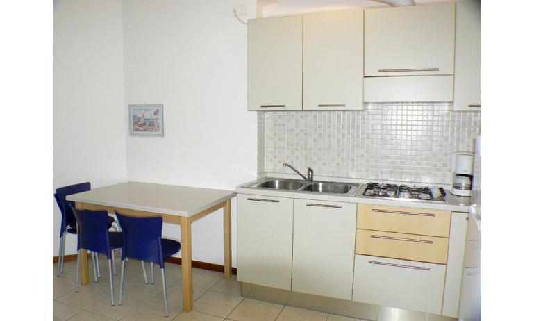 residence RUBIN: angolo cottura (esempio)