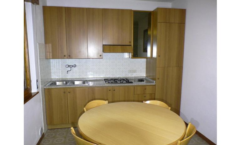 appartamenti ROSY: angolo cottura (esempio)