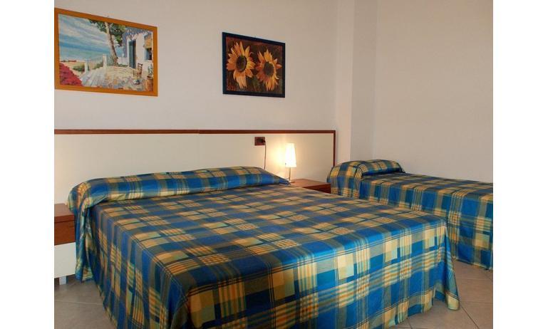Ferienwohnungen SUN BEACH: Schlafzimmer (Beispiel)