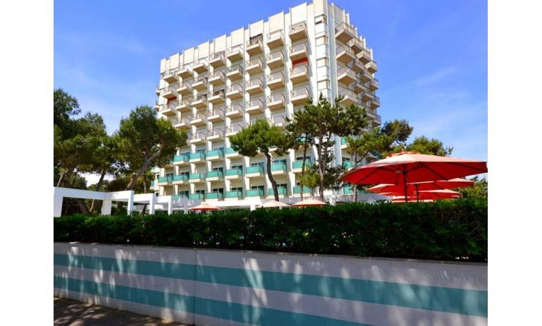 appartamenti INTERNATIONAL: esterno