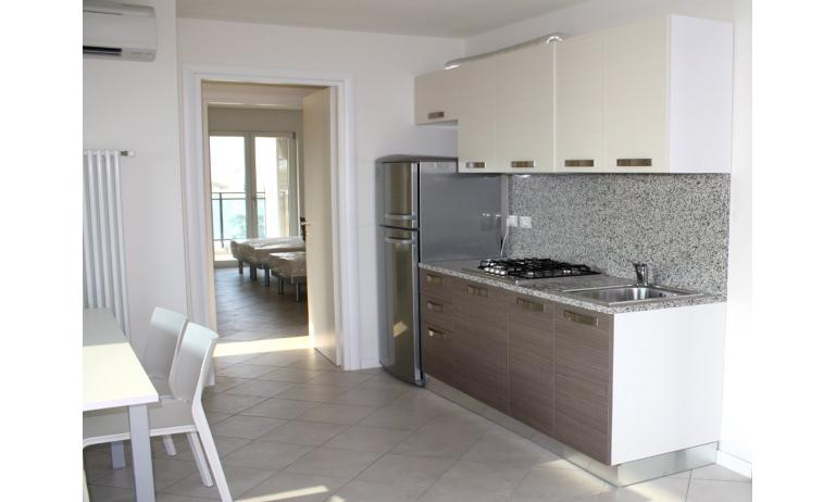 apartments SKY RESIDENCE: kitchenette (example)