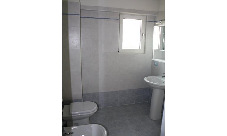 Ferienwohnungen SKY RESIDENCE: Badezimmer (Beispiel)