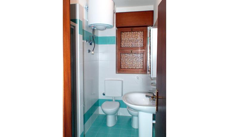 appartament VILLA ALBA: salle de bain (exemple)