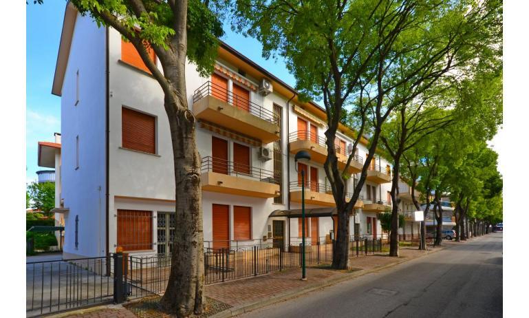 appartament JUPITER: vue externe de la maison