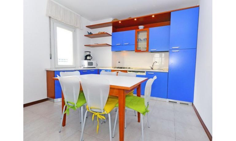 appartamenti BLU RESIDENCE: angolo cottura (esempio)