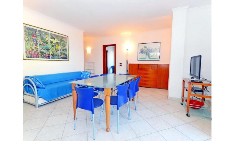 appartamenti BLU RESIDENCE: soggiorno (esempio)