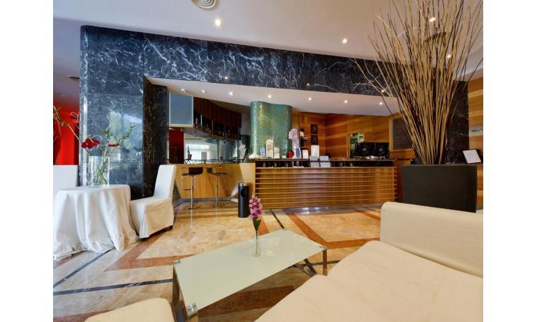 hotel PARK HOTEL: reception