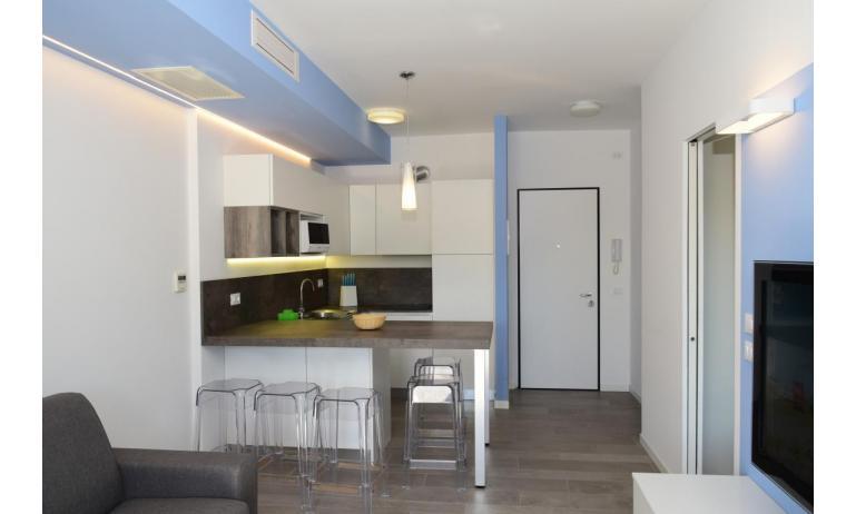 Ferienwohnungen LUNA: B5S - Wohnzimmer (Beispiel)