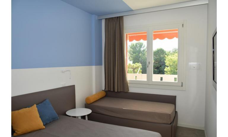 Ferienwohnungen LUNA: B5S - Einzelbett