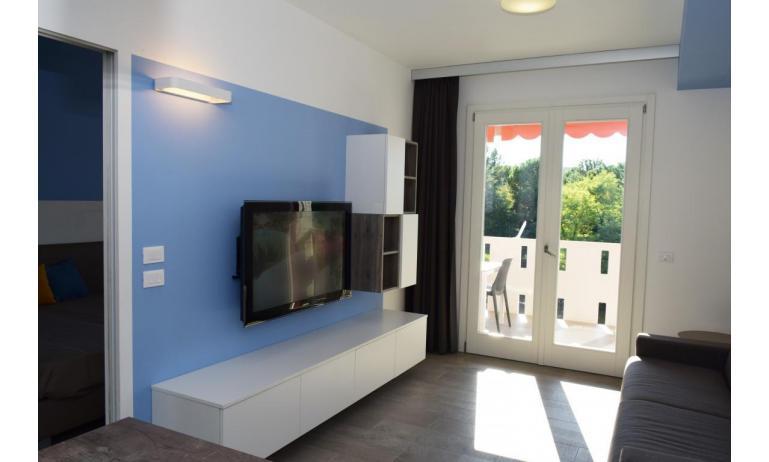 Ferienwohnungen LUNA: B5S - Wohnraum