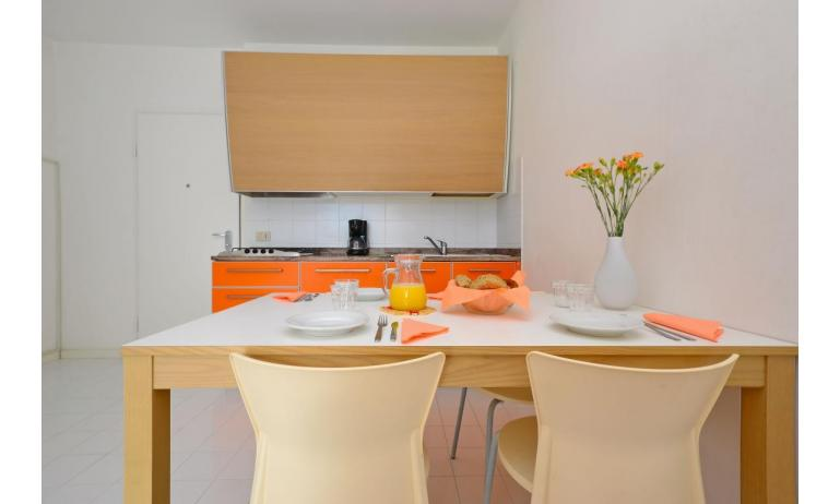 residence PARCO HEMINGWAY: B4 - kitchenette (example)