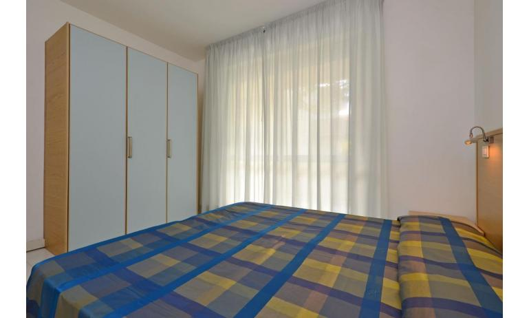 residence PARCO HEMINGWAY: B4 - double bedroom (example)