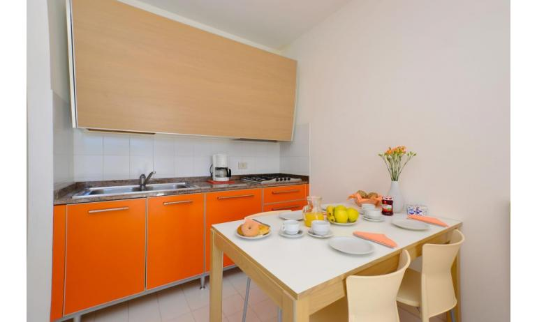 residence PARCO HEMINGWAY: B5 - kitchenette (example)