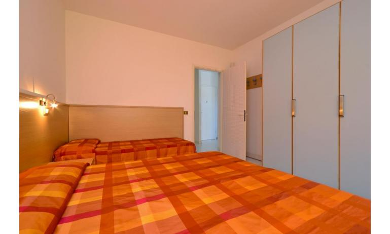 residence PARCO HEMINGWAY: B5 - 3-beds room (example)