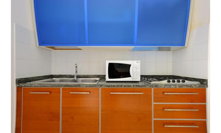 residence PARCO HEMINGWAY: B4/2 - kitchenette (example)