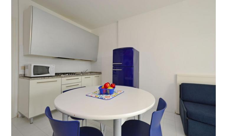 residence PARCO HEMINGWAY: C6 - kitchenette (example)