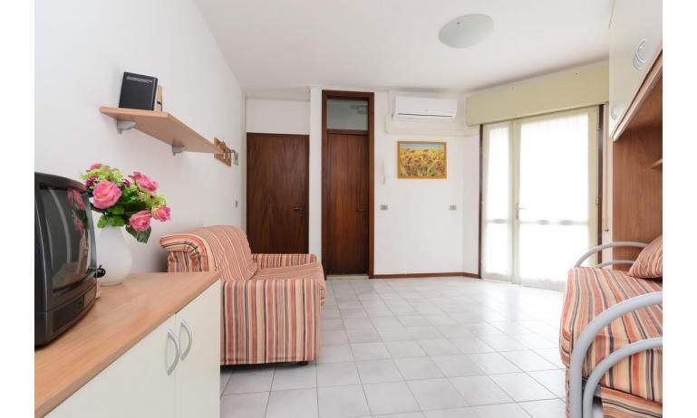 Residence RUBIN: A3 - Einzelraum (Beispiel)