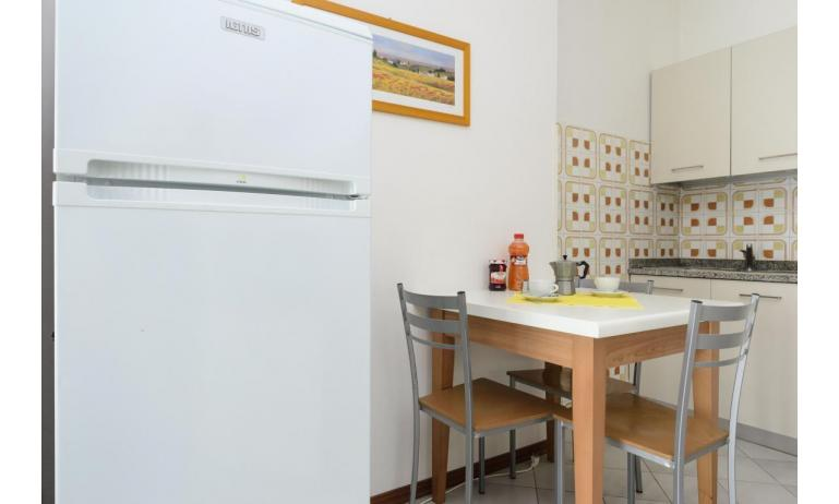 residence RUBIN: A3 - kitchenette (example)