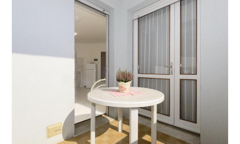 Residence RUBIN: B4 - Balkon (Beispiel)
