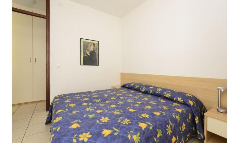 Residence RUBIN: B4 - Schlafzimmer (Beispiel)