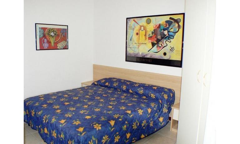 résidence RUBIN: B4 - chambre à coucher double (exemple)