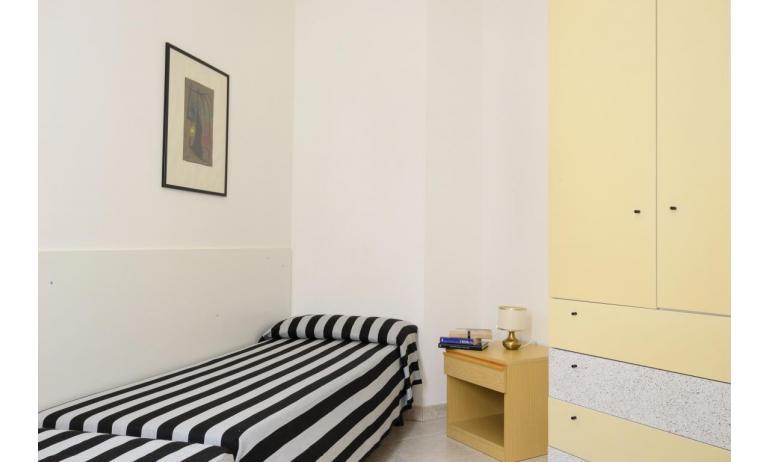 Residence RUBIN: C6 - Schlafzimmer (Beispiel)
