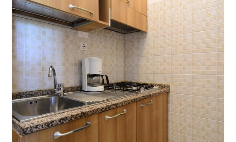 residence SHAKESPEARE: A3 - kitchenette (example)