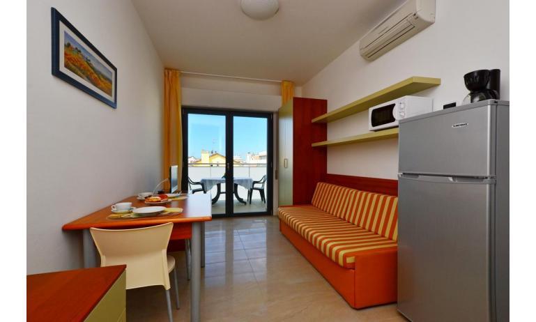appartamenti VERDE: A2 - soggiorno (esempio)