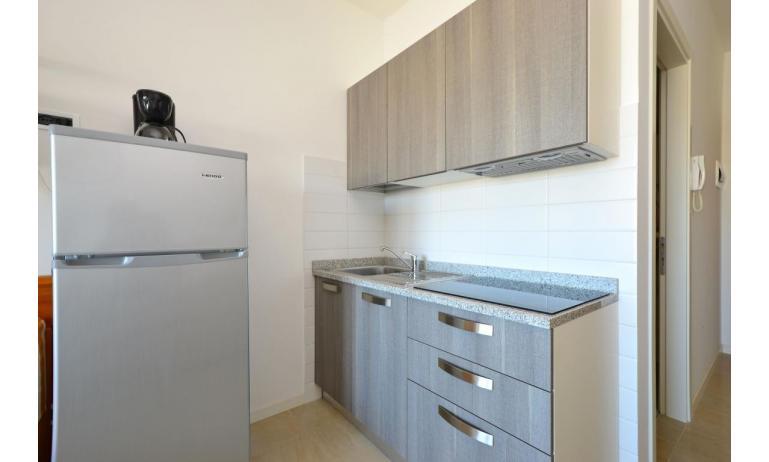 appartamenti VERDE: A2 - angolo cottura (esempio)