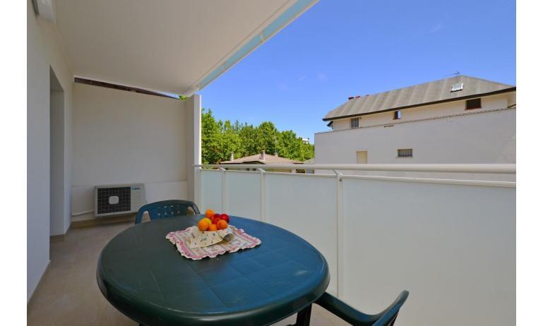 appartamenti VERDE: B3 - balcone (esempio)