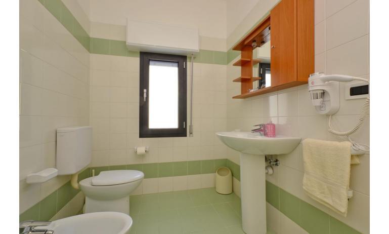 appartamenti VERDE: B3 - bagno (esempio)