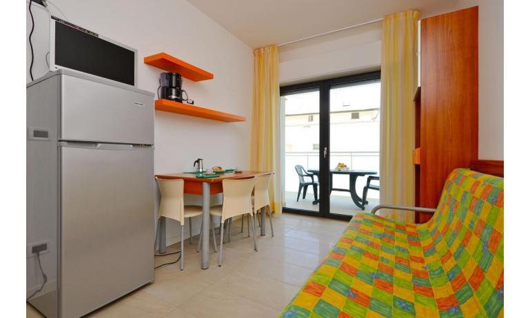 appartamenti VERDE: B3 - soggiorno (esempio)
