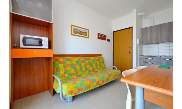 appartamenti VERDE: B3 - zona giorno