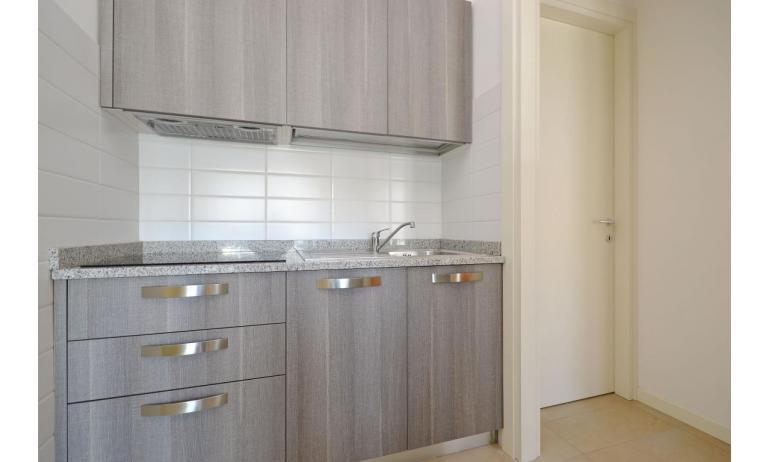 appartamenti VERDE: B3 - angolo cottura (esempio)
