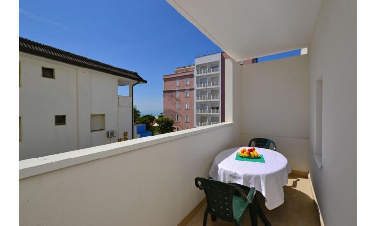 appartamenti VERDE: B4 - balcone (esempio)