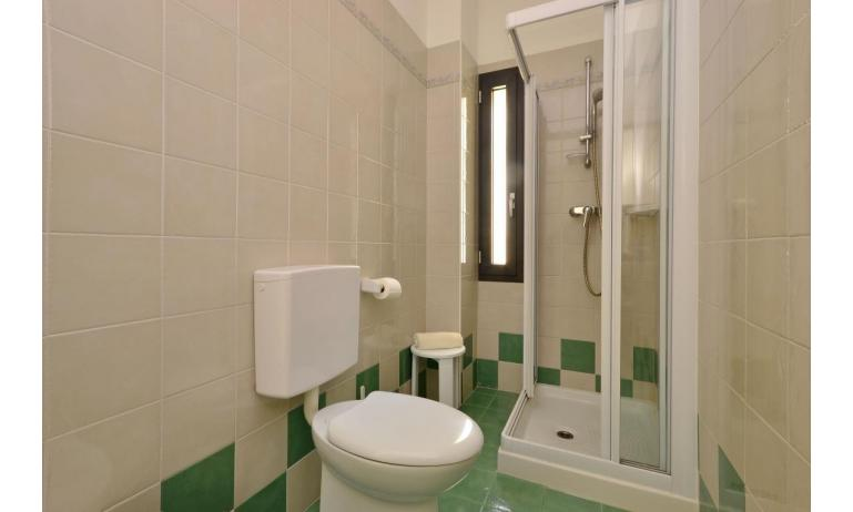 appartamenti VERDE: B4 - bagno (esempio)