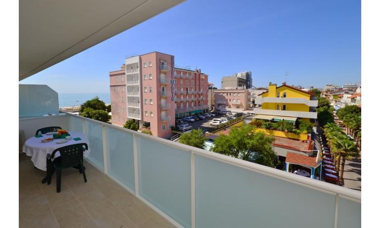 appartamenti VERDE: B4 - terrazzo (esempio)