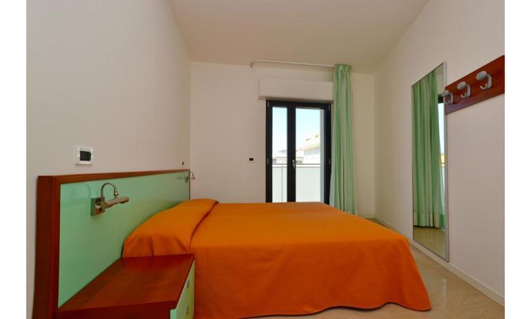 appartamenti VERDE: B4 - camera (esempio)
