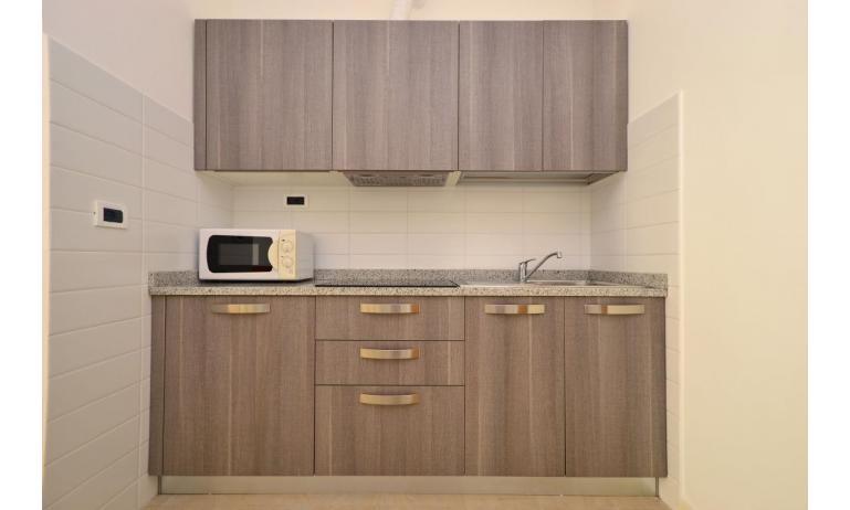appartamenti VERDE: B4 - angolo cottura (esempio)