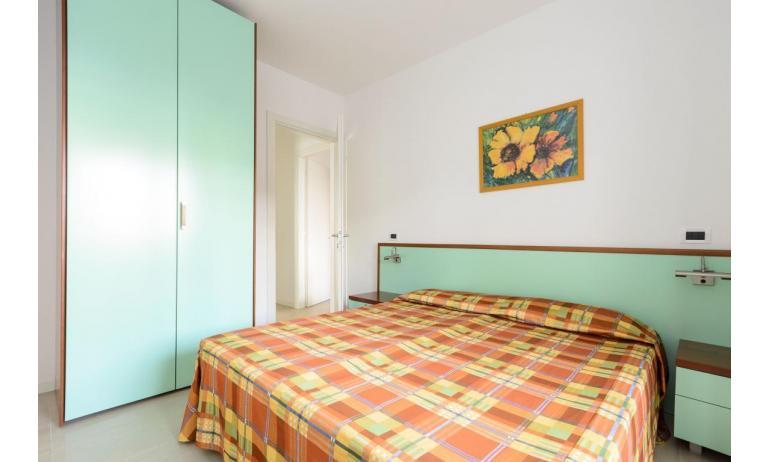 appartamenti VERDE: C6 - camera matrimoniale (esempio)