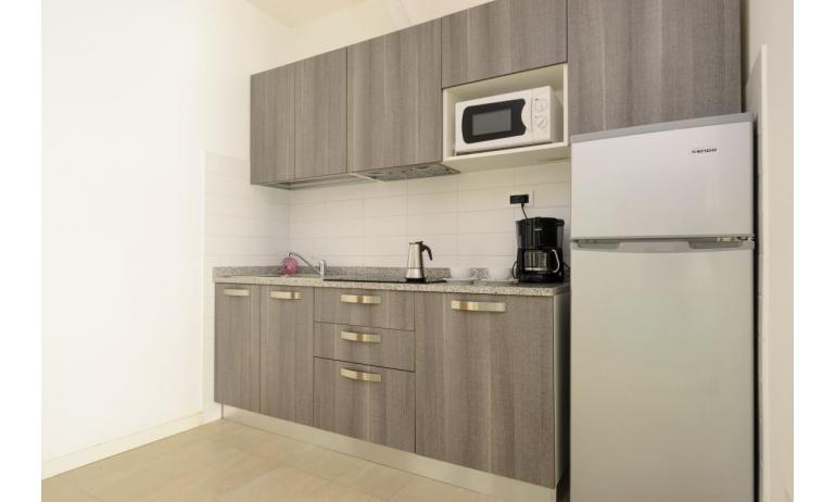 appartamenti VERDE: C6 - angolo cottura (esempio)