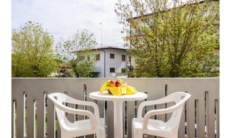 apartments MADDALENA: B4 - balcony (example)