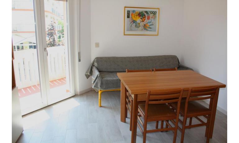 apartments MADDALENA: B4 - single sofa bed (example)