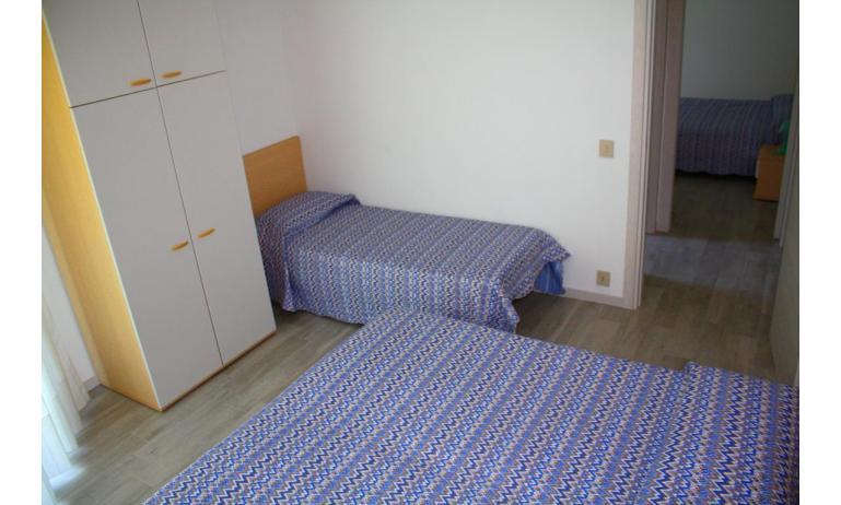appartament MADDALENA: C6 - chambre à 3 lits (exemple)