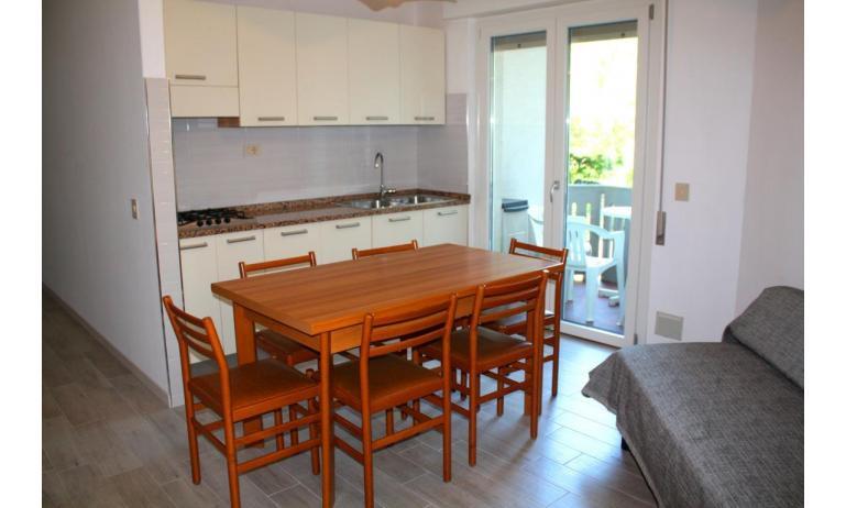 appartament MADDALENA: C6 - canapé-lit (exemple)